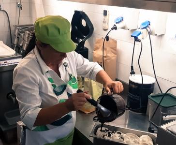 Gallery: Изготовление gelato или как делают итальянское мороженое